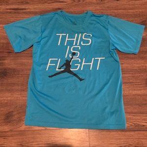Jordan dry fit T-shirt kids